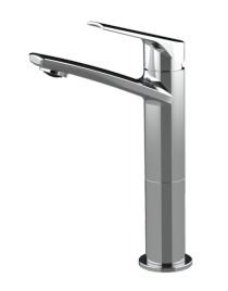 Mitigeur lavabo haut chromé SYDNEY C243-Cr