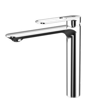 Mitigeur lavabo haut chromé ANGO C161-Cr AWA