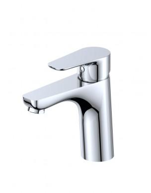Mitigeur lavabo chromé brillant ROMA