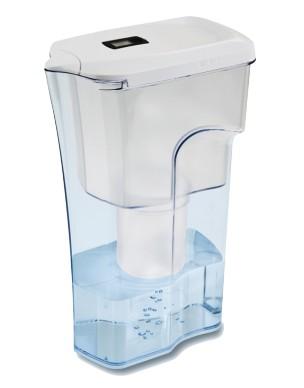 Carafe purificatrice anti bactéries